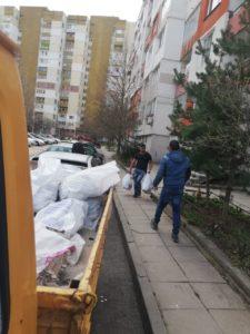 извозване на отпадъци връбница