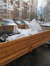 премахване на отпадъци връбница