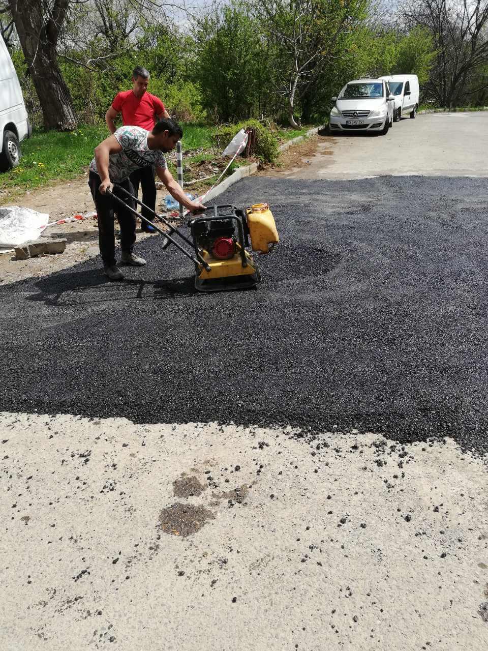 asfaltirane sofia