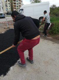 качествено асфалтиране