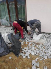 къртене на бетонна настилка в софия