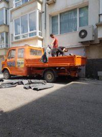 izvozvane na asfalt
